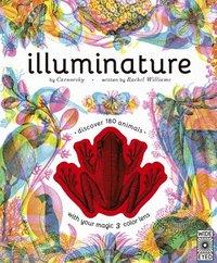 bokomslag Illuminature: Discover 180 Animals with Your Magic Three Color Lens