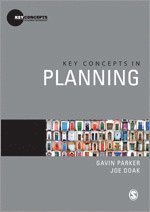 bokomslag Key Concepts in Planning