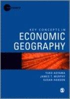 bokomslag Key concepts in economic geography