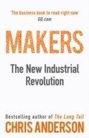 bokomslag Makers - the new industrial revolution
