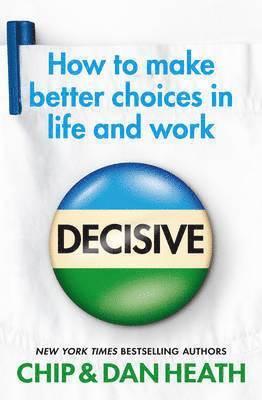 bokomslag Decisive