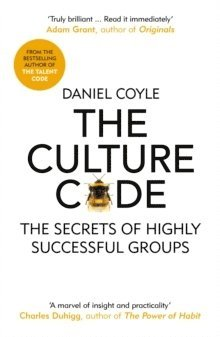 bokomslag The Culture Code: The Secrets of Highly Successful Groups