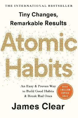 bokomslag Atomic Habits