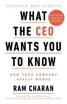 bokomslag What the CEO Wants You to Know