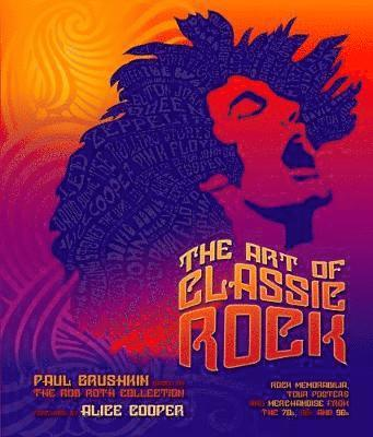bokomslag The Art of Classic Rock