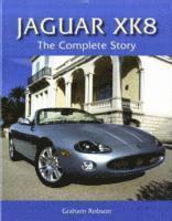 bokomslag Jaguar XK8