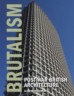 bokomslag Brutalism