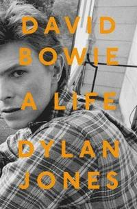 bokomslag David bowie - a life
