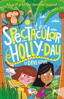 Incredible dadventure 3: the spectacular holly-day 1