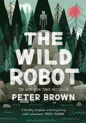 bokomslag The Wild Robot