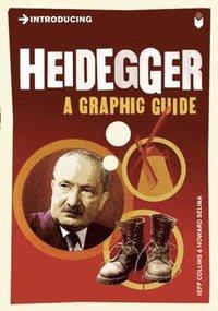 bokomslag Introducing heidegger - a graphic guide