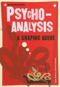 bokomslag Introducing psychoanalysis - a graphic guide