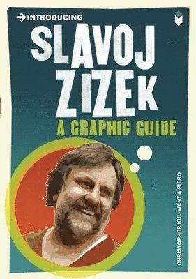 bokomslag Introducing Slavoj Zizek