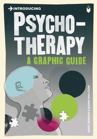bokomslag Introducing psychotherapy - a graphic guide