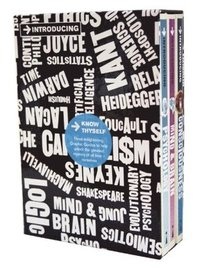 bokomslag Introducing Graphic Guide box set - Know Thyself