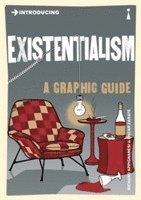 bokomslag Introducing existentialism - a graphic guide