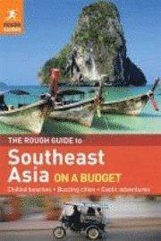 bokomslag Southeast Asia On A Budget RG