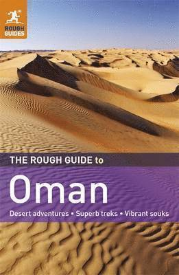 bokomslag The Rough Guide to Oman
