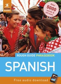 bokomslag Rough Guide Phrasebook: Spanish