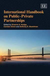 bokomslag International Handbook on Public-Private Partnerships