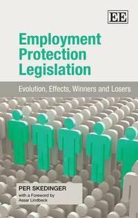 bokomslag Employment Protection Legislation