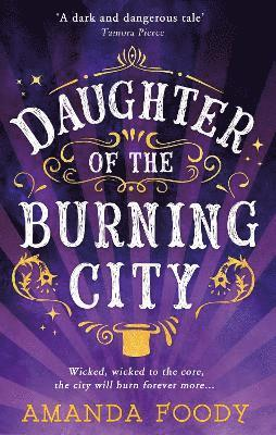 bokomslag Daughter of the burning city