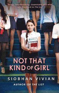 bokomslag Not That Kind Of Girl