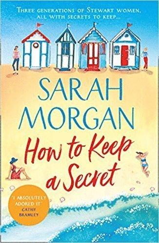 bokomslag How to Keep a Secret