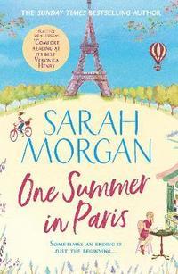 bokomslag One Summer In Paris