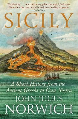bokomslag Sicily - a short history, from the greeks to cosa nostra