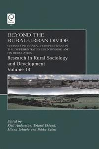 bokomslag Beyond the Rural-Urban Divide