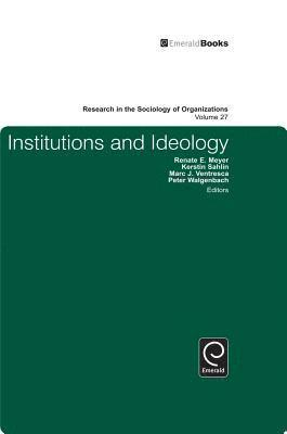 bokomslag Institutions and Ideology