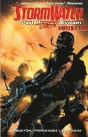 bokomslag Stormwatch PHD: World's End