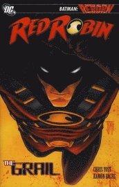 bokomslag Red Robin: Grail