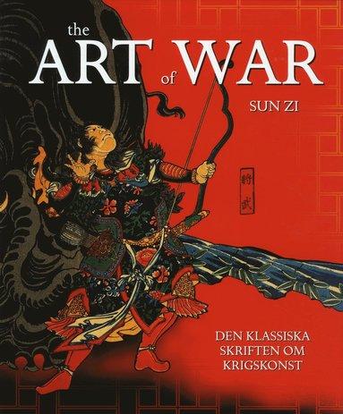 bokomslag The art of war - Den klassiska skriften om krigskonst