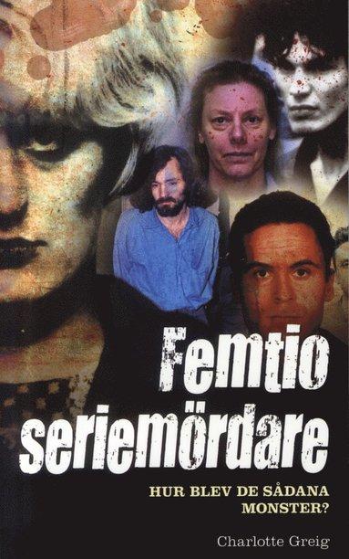 bokomslag Femtio seriemördare