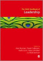 bokomslag The SAGE Handbook of Leadership