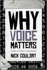 bokomslag Why Voice Matters