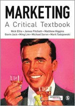 bokomslag Marketing: A Critical Textbook