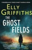 bokomslag The Ghost Fields