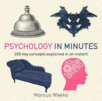 bokomslag Psychology in Minutes