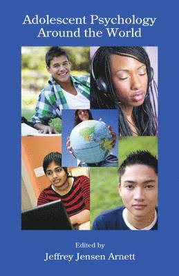 bokomslag Adolescent Psychology Around the World