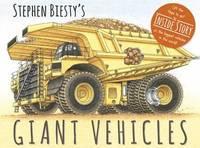 bokomslag Giant Vehicles
