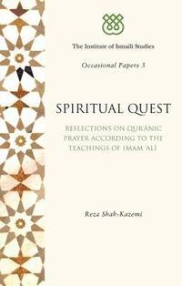 bokomslag Spiritual Quest