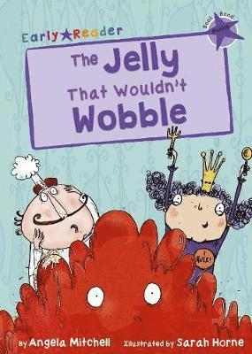 bokomslag Jelly that wouldnt wobble (early reader)