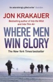 bokomslag Where men win glory - the odyssey of pat tillman