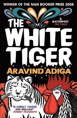 bokomslag The White Tiger
