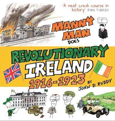 bokomslag Manny man does revolutionary ireland