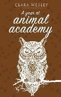 bokomslag Year at animal academy