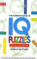 bokomslag The Mammoth Book of New IQ Puzzles
